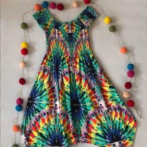 Art Class Handkerchief Dress